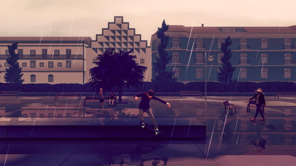 Skate City Preview iOS