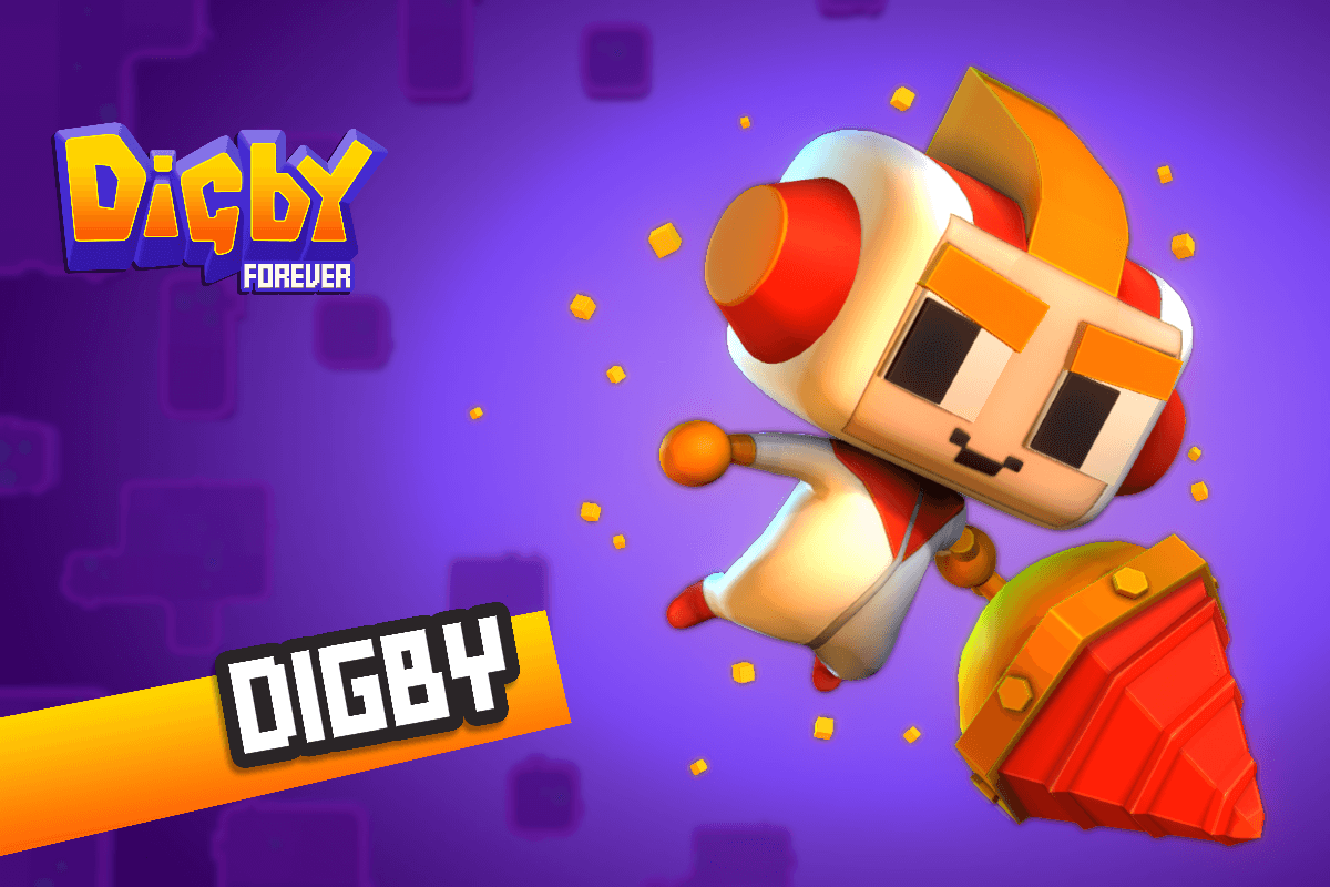 Digby Forever iOS
