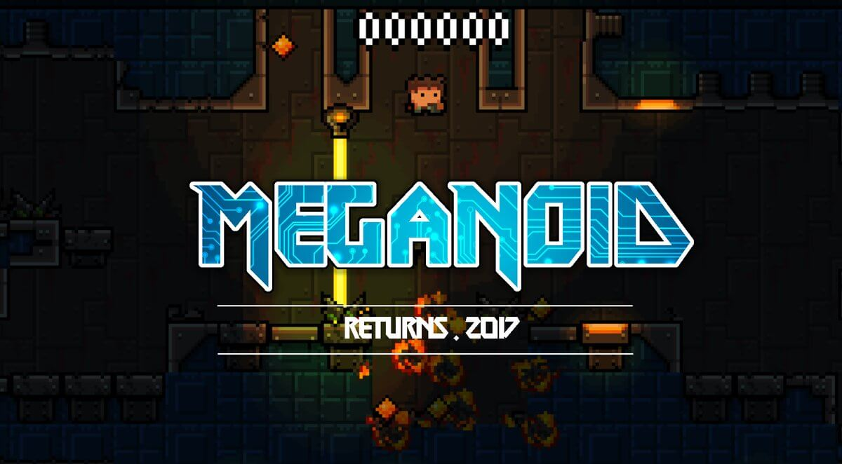 Meganoid Returns 2017 iOS