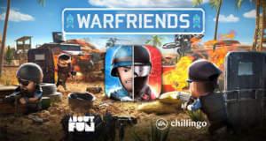 WarFriends: Multiplayer-Cover-Shooter von Chillingo neu im AppStore