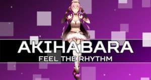 """""""Akihabara – Feel the Rhythm"""" mischt Rhythmusspiel mit Match-4-Puzzle"""