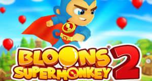 """Ballon-Shooter """"Bloons Supermonkey 2"""" für nur 99 Cent laden"""