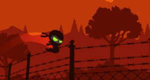 Breakout Ninja: Endlos-Plattformer mit One-Touch-Steuerung