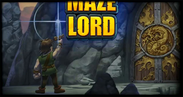 "Crescent Moon Games kündigt Roguelike-Puzzle ""Maze Lord"" für iOS an"