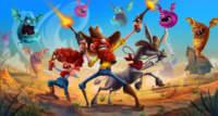 ginger-rangers-ios-arcade-shooter