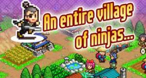 """Ninja Village"", ""Pocket League Story"" & ""Pocket Academy"": drei Kairosoft-Simulationen im Angebot"