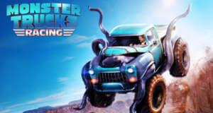 Monster Trucks Racing: neuer Trial-Racer mit riesigen Trucks bleibt auf der Strecke