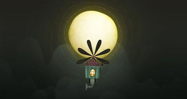 """Wunderschönes Highscore-Game """"Moonlight Express"""" kostenlos laden"""