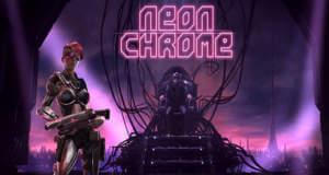 """Dual-Stick-Shooter """"Neon Chrome"""" wieder für 4,99€ laden"""