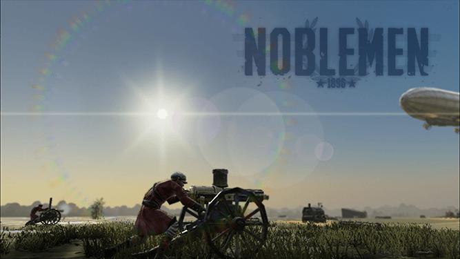 Noblemen: 1896 iOS