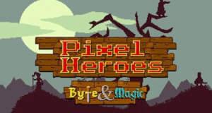 """Retro-RPG """"Pixel Heroes: Byte & Magic"""" auf nur 1,99€ reduziert"""