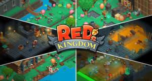 Red's Kingdom: tolles Puzzle-Adventure mit einem putzigen Eichhörnchen
