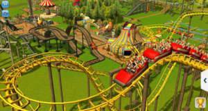 """Premium-Game für nur 1,99€: """"RollerCoaster Tycoon 3"""" zum neuen Bestpreis laden"""