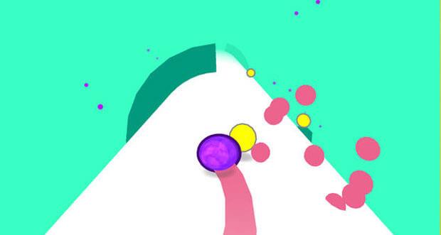 """""""Spin"""" ist das Highscore-Game der Woche von Ketchapp Games"""