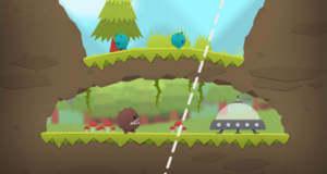 Splitter Critters: ungewöhnliches Puzzle erinnert an die Lemminge