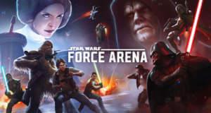 """""""Star Wars: Force Arena"""" neu im AppStore: möge das MOBA mit euch sein"""