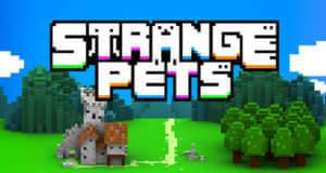 Strange Pets: Tiere kombinieren und sammeln