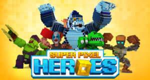 Super Pixel Heroes: endloses Prügelspiel mit Pixel-Helden