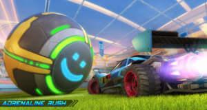 Turbo League: neues Fußballspiel mit ziemlich viel PS