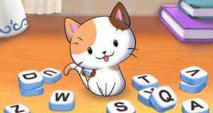Word Cats: neues Wortsuchspiel mit süßen Kätzchen