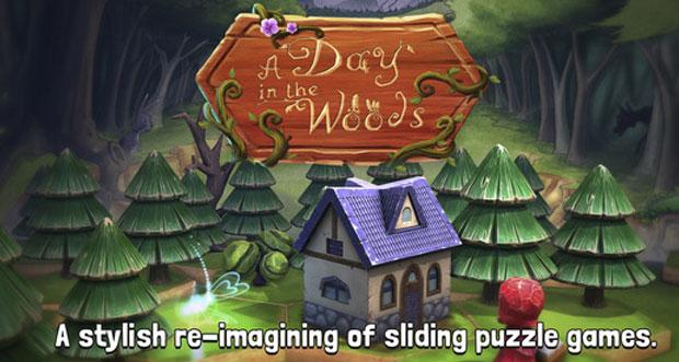 """Wunderschönes Puzzle """"A Day In The Woods"""" erstmals für lau laden"""
