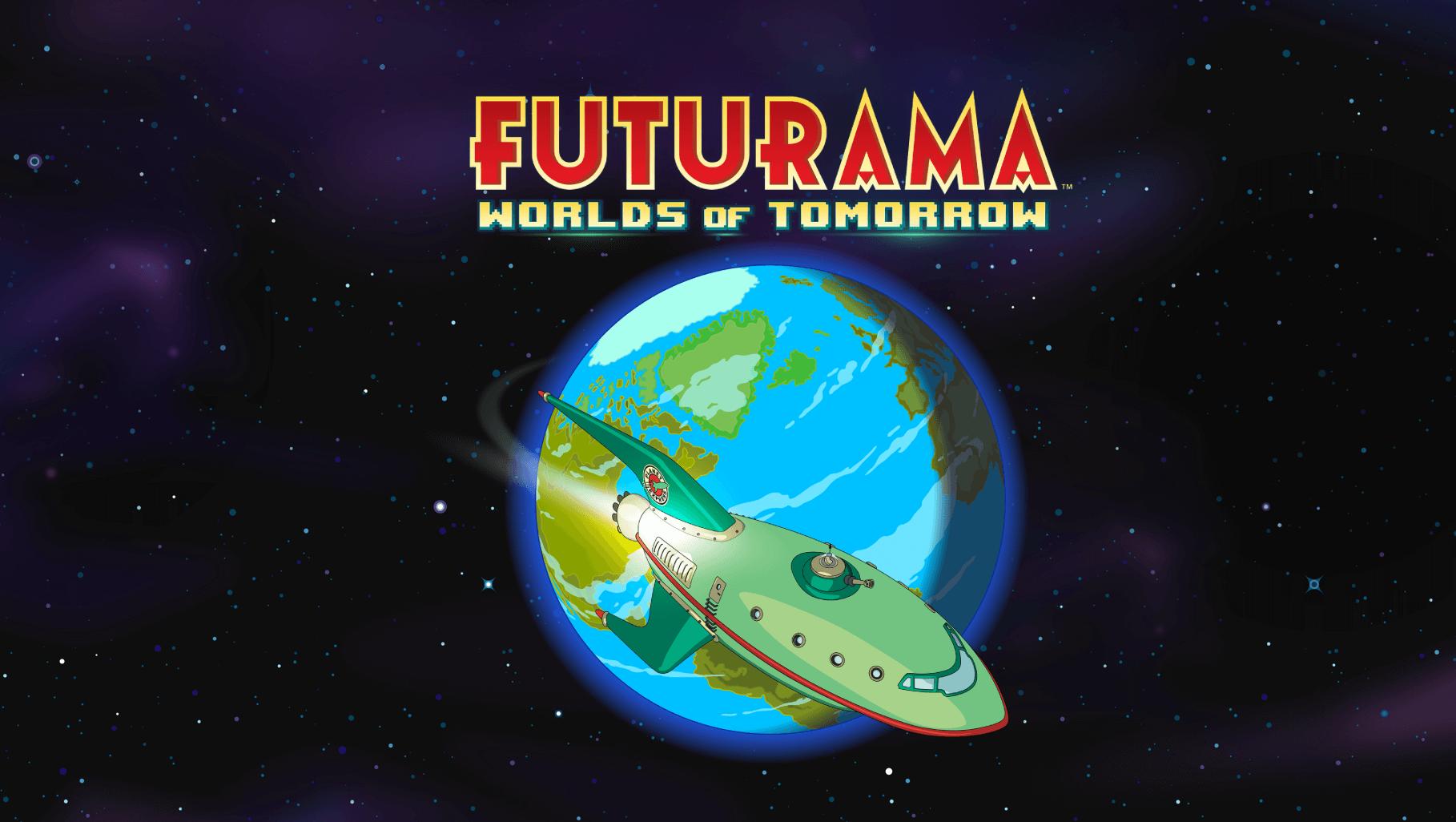 Futurama: Worlds of Tomorrow iOS