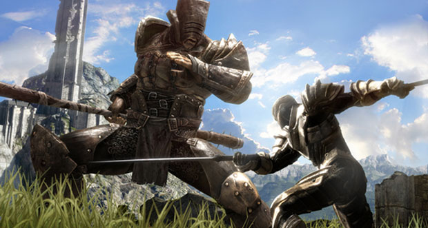 "Action-Kracher ""Infinity Blade II"" für lau laden"