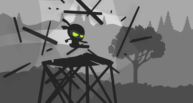 """""""Breakout Ninja"""" erhält per Update neue Level und Modi"""