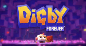 "Digby Forever: neues Highscore-Game des ""Pac-Man 256""-Entwicklers buddelt sich durch den AppStore"