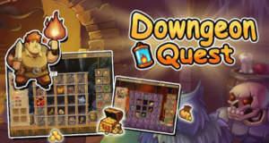 Downgeon Quest: sammeln, craften und kämpfen in neuem Roguelike als Premium-Download