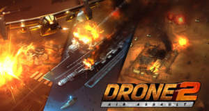 Drone 2 Air Assault: kostenloser Hightech-Luftkrieg-Shooter neu im AppStore