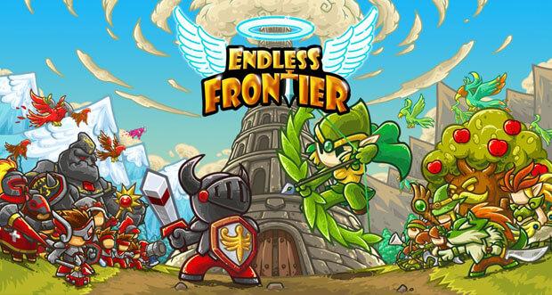 """Ekkorrs """"Endless Frontier"""" ist nicht nur ein altes, inkrementelles Spiel"""
