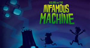 "Point-and-Click-Adventure ""Infamous Machine"" erstmals reduziert"