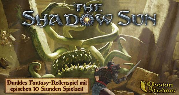 """Premium-RPG """"The Shadow Sun"""" erstmals gratis auf iPhone und iPad laden"""