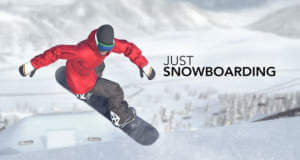 Just Snowboarding: neues Wintersport-Game von randerline als Gratis-Download