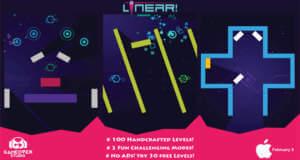 """Neues Arcade-Puzzle """"Linear!"""": das Warten auf den richtigen Moment"""