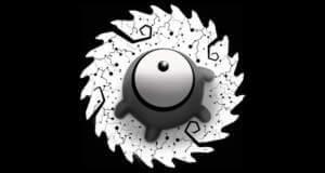 LittleSaw Nightmare: düsterer Plattformer mit einer kleinen Kreatur und vielen Sägeblättern