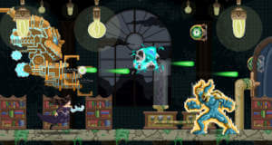 Malevolent Machines: Premium-Mix aus Runner und Arcade-Shooter