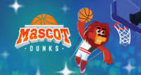 mascot dunks ios basketball highscore dunking