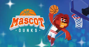 Mascot Dunks: mit dem Maskottchen per Dunkings endlos punkten
