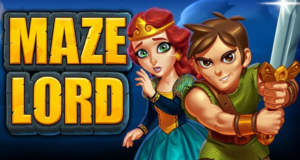 Maze Lord: kniffliges Roguelike-Puzzle als Premium-Download