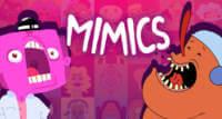 mimics grimmassen schneiden in neuem ios partyspiel