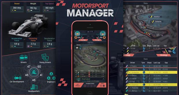 """""""Motorsport Manager"""" zum zweiten Mal kostenlos im Angebot"""