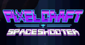 """""""Pixel Craft – Space Shooter"""" ist ein kostenloser Bullet-Hell-Shooter von Appsolute Games"""