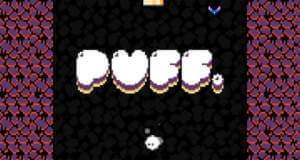 """Puff.: neues Arcade-Game ist eine Mischung aus """"Flappy Bird"""" und """"Downwell"""""""
