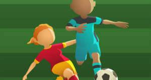 Solid Soccer: einfaches Multiplayer-Fußballspiel macht Spaß