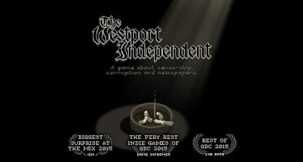 """Ungewöhnliches und ernstes """"The Westport Independent"""" erstmals reduziert"""