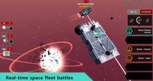 """Weltraum-Strategiespiel """"Star Chindy"""" erstmals reduziert"""