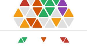 3NGL: neues Dreieck-Puzzle von Nanovation