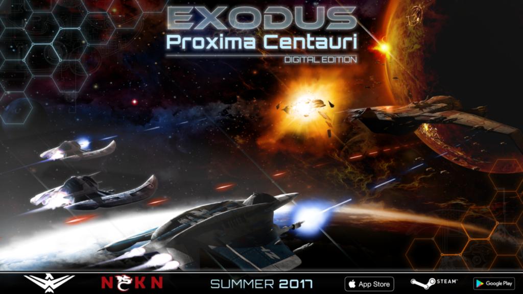 xodus: Proxima Centauri iOS